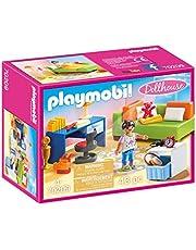 PLAYMOBIL 70209 Teenager's Room Playset (43 Piece)