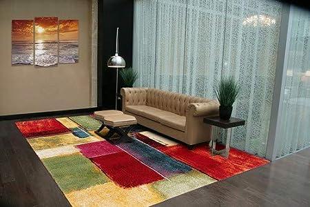 ABC Gallery F Tapis Multicolore