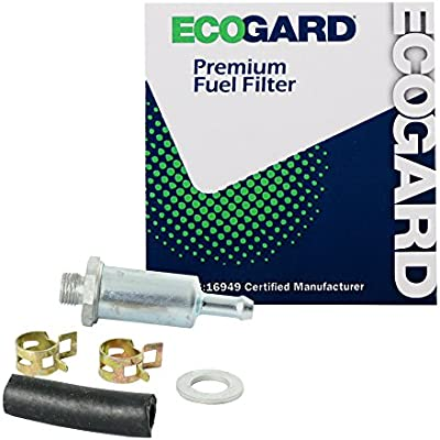 1966 mustang fuel filter ecogard xf10013 premium fuel filter fits ford mustang 4 7l 1964  premium fuel filter fits ford mustang