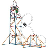 448-Pc. K'NEX Looping Light-Up Roller Coaster Building Set