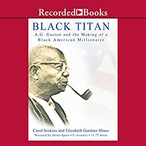 Black Titan Audiobook