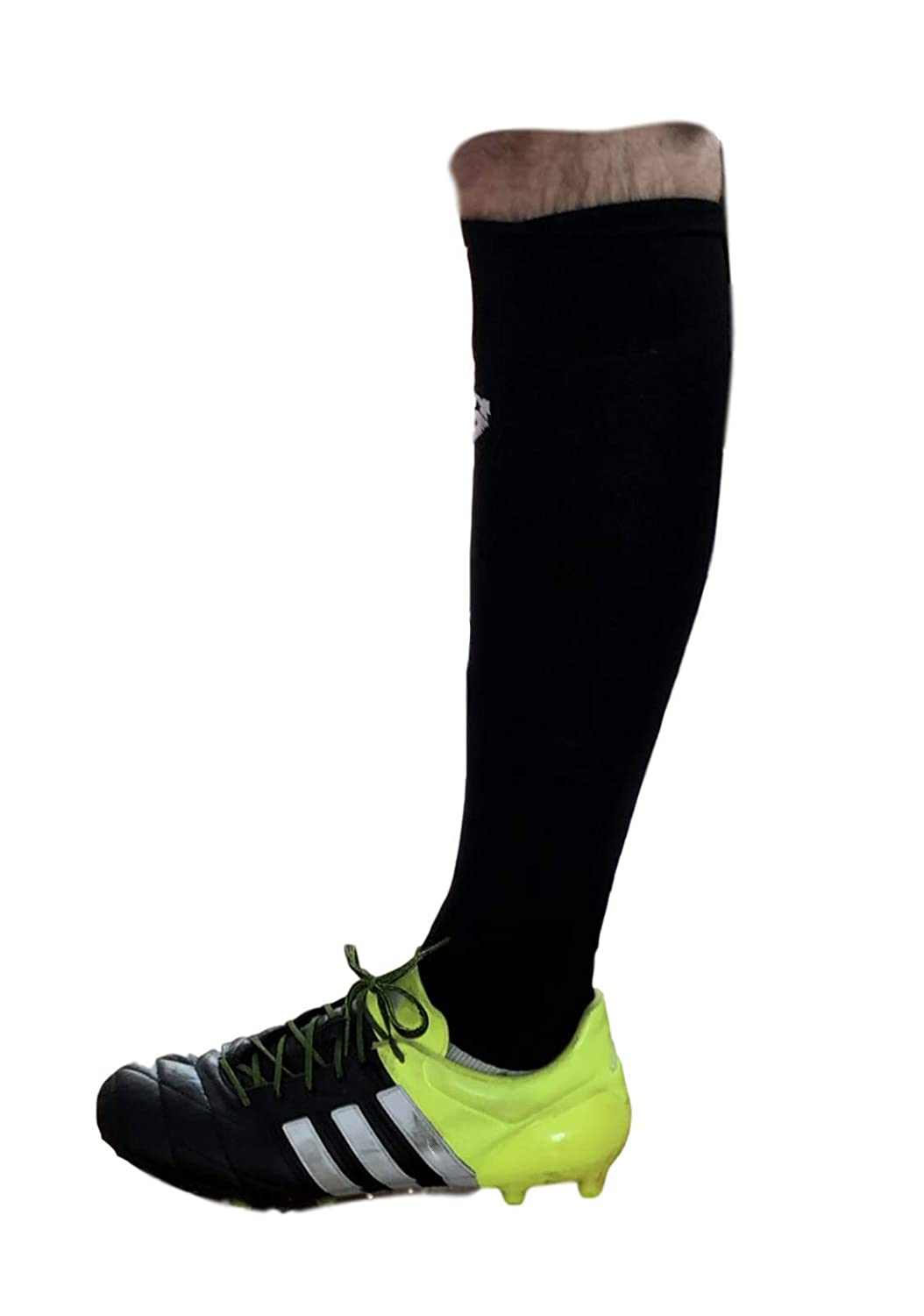 Camps Workouts Wear Over Socks Training Soccer /& All Sports NRG247 Over The Calf Sports Sleeves School