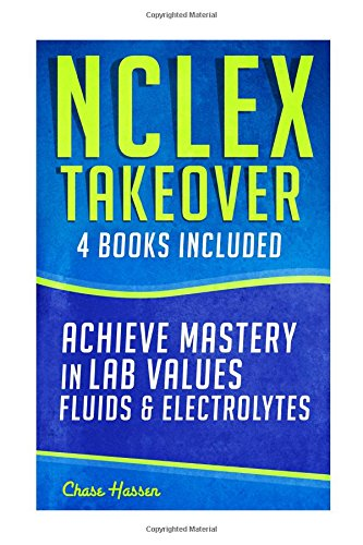 NCLEX Takeover Achieve Mastery Electrolytes product image