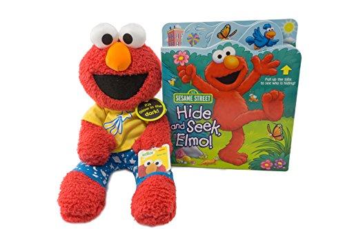 [PJ Elmo Gift Combo | Bedtime PJ Elmo 16