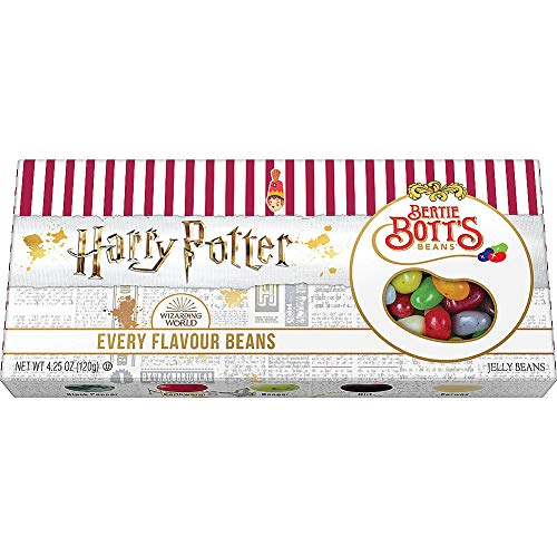 Bertie's Bott's Jelly Beans Gift Box Harry Potter Lovers Magical Candy Treat