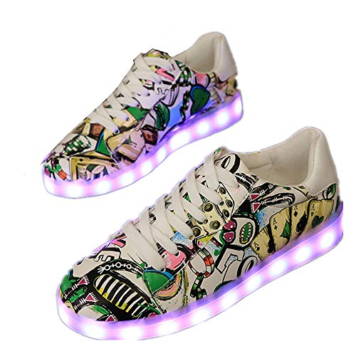 Led Light Shoes Price in US - 4