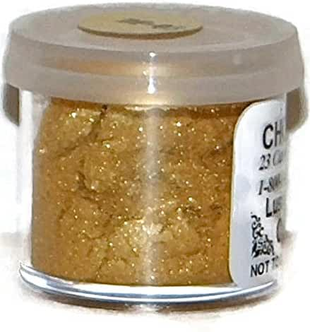 Pharaoh's Gold Luster Dust 2 grams Cake Decorating Dust