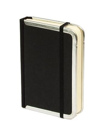 Amazon.com: bindewerk Basic Metal Edge cuaderno, a5, color ...