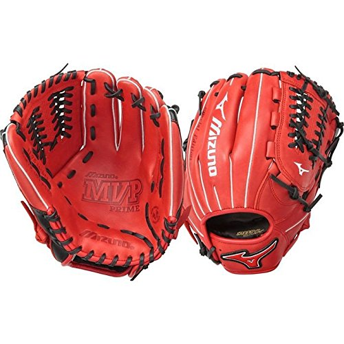 Mizuno MVP Prime Special Edition 11.75'' Baseball Glove - GMVP1154PSE5, Red Black by Mizuno