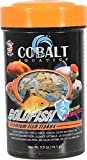 Cobalt Aquatics 30350 Goldfish Flakes Premium Fish Food