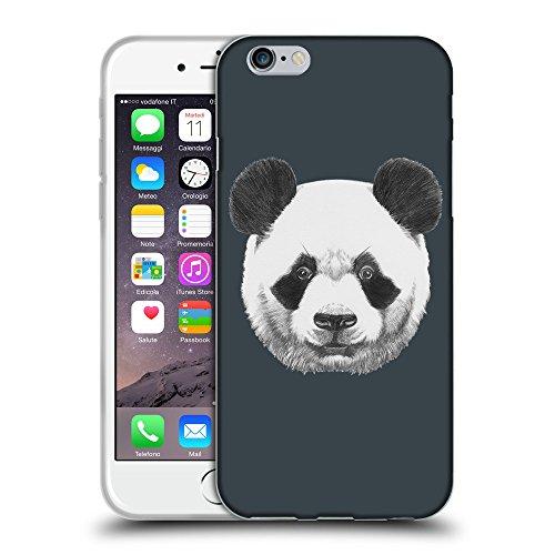 """GoGoMobile Coque de Protection TPU Silicone Case pour // Q05300606 Panda Arsenic // Apple iPhone 6 PLUS 5.5"""""""
