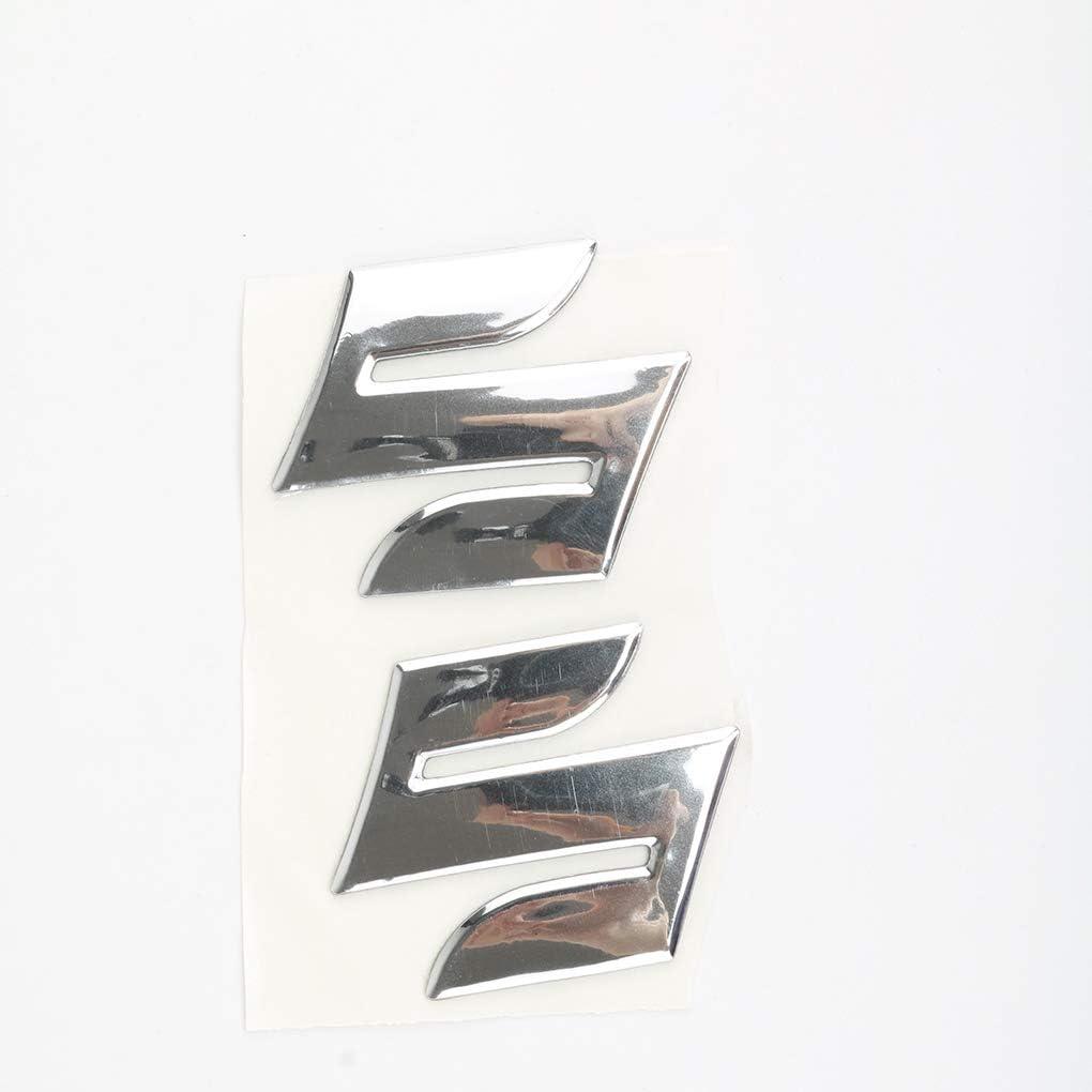 Timlatte Logotipo de la Motocicleta 3D Chapado de la Insignia del Emblema de la Etiqueta engomada del Tanque de Ruedas S Cubierta del Protector del Parche para Suzuki