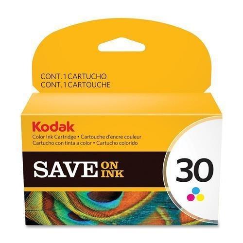 1022854 Kodak 30 Ink Cartridge – Color – Inkjet – 275 Page – 1 Each