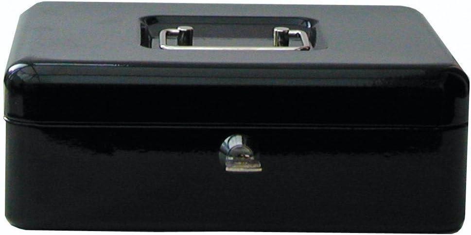 T&B caja de seguridad resistente con cerradura para dinero ...