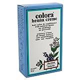 Colora Henna Creme Hair Color Chestnut 2oz (6 Pack)