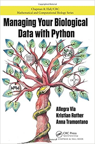 Amazon com: Managing Your Biological Data with Python (Chapman