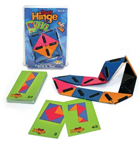 Fat Brain Toys Ivan's Hinge (And The Winner Is Jigsaw Puzzle)