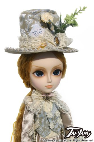 "Pullip Dolls Taeyang Romantic Mad Hatter 14"" Fashion Doll 4"