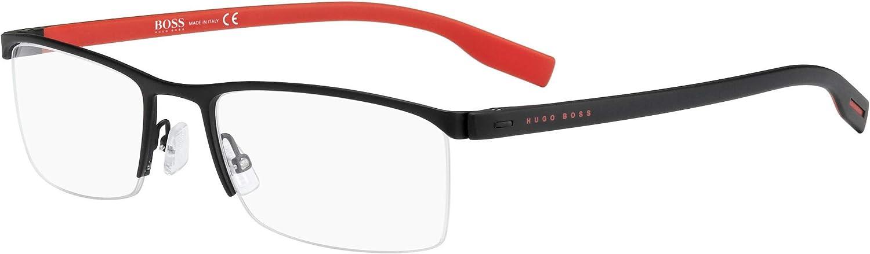 Sunglasses Boss Black 610 //N 0BLX Bkrt Crystal Red