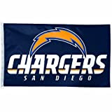 WinCraft NFL San Diego Chargers 3-by-5 foot Flag