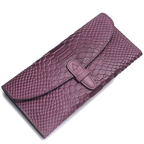 YYW purses for women - Cartera para mujer  Mujer morado