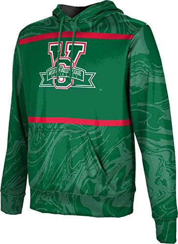 Mississippi Valley State University (ProSphere Mississippi Valley State University Men's Hoodie Sweatshirt - Ripple)