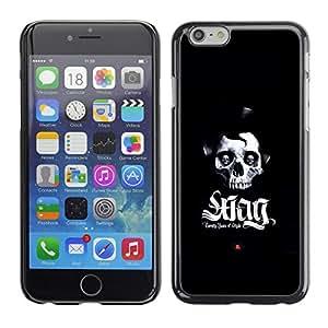 Stuss Case / Funda Carcasa protectora - Swag del cráneo - iPhone 6