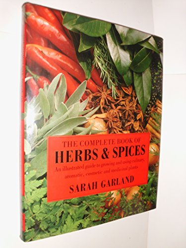 The Complete Book of Herbs & Spices (Garland Herb)