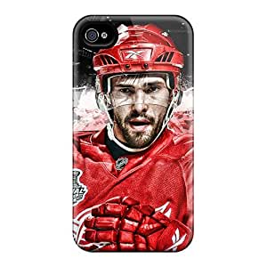 New Arrival Cover Case With Nice Design For iphone 5c - Red Wings