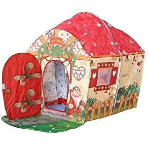 Playhut Snow White - Cottage Play Tent