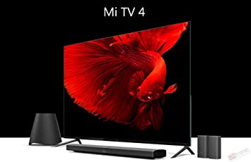 Original Xiaomi Mi TV 4 65 pulgadas Inchs Smart TV English Interface Real 4 K HDR Ultra Thin Television 3d Dolby Atmos WiFi/BLE Connect: Amazon.es: Electrónica