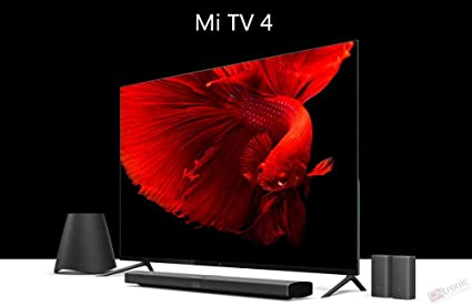 Original Xiaomi Mi TV 4 65 Inch Inch Smart TV English