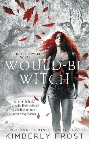 book cover of Would-Be Witch