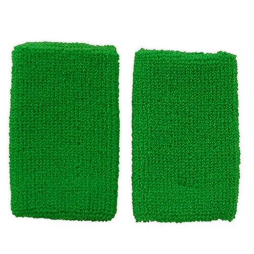 1 Féminins Bracelet Pour Mode De Sport Bracelets Paire Couleurs Vert Diverses Vives rgZAqr1w