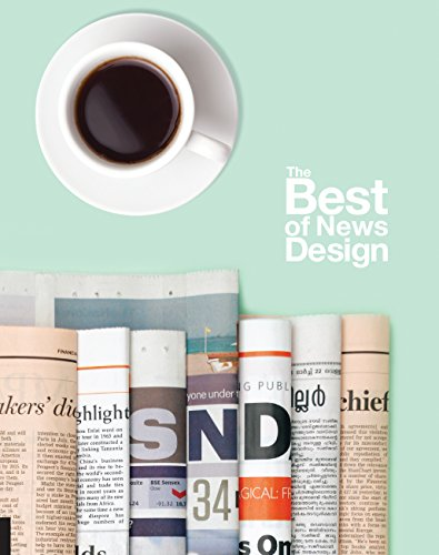 The Best of News Design 34th Edition (Best of Newspaper Design)