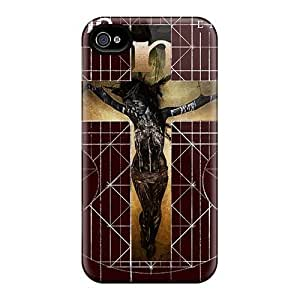Iphone 4/4s QCz16769nDpR Provide Private Custom Stylish Papa Roach Pictures Durable Hard Cell-phone Case -InesWeldon