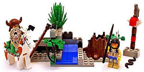 Lego System Set #6718 Rain Dance Ridge 0234-100326-3349