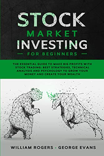 51Gv62jxe%2BL - Stock Market Investing for Beginners: The Essential Guide to Make Big Profits with Stock Trading: Best Strategies, Technical Analysis and Psychology to Grow Your Money and Create Your Wealth