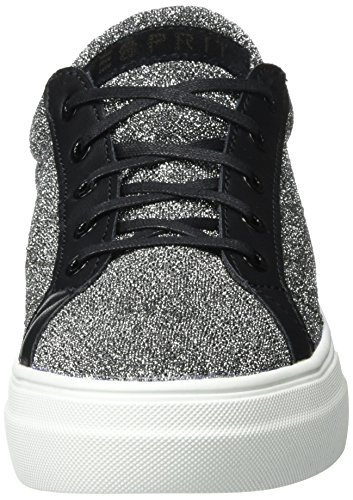 para Grey Mujer Lu Esprit Zapatillas Dasha Gris xO17qzq0tw