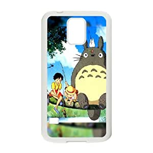 Samsung Galaxy S5 Phone Case With Classic Images My Neighbour Totoro