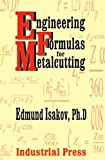 img - for Engineering Formulas for Metalcutting book / textbook / text book