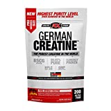 German Creatine | 200 Servings (1000g) Creapure | Pure German Creatine Monohydrate from Creapure | Safest and Purest Creatine Review