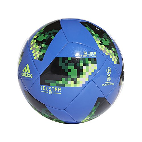 FBA World Cup Glider, Blue/Green, Size 4