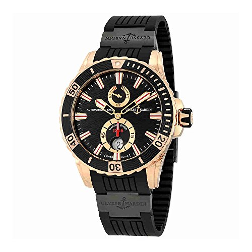 Ulysse Nardin Maxi Marine Diver Automatic Mens Watch 266-10-3C/92 (Maxi Nardin Ulysse)