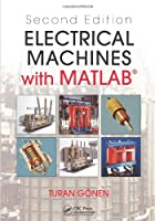 Electrical Machines with MATLAB, 2nd Edition Front Cover
