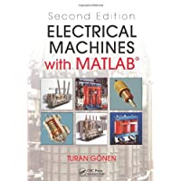 Electrical Machines with MATLAB (R), Second Edition
