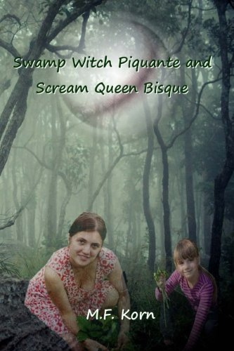 Swamp Witch Piquante and Scream Queen Bisque