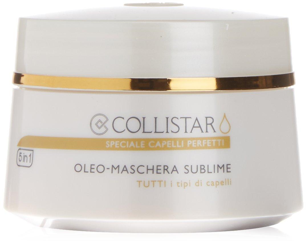 Collistar Sublime Oil Masque pour Cheveux 5 en 1, 2 L 994 COL29252_-200 ml