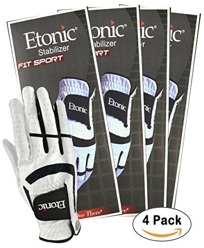Etonic Golf- MRH Stabilizer F1T Sport Glove (4 (Etonic Mens Golf Glove)