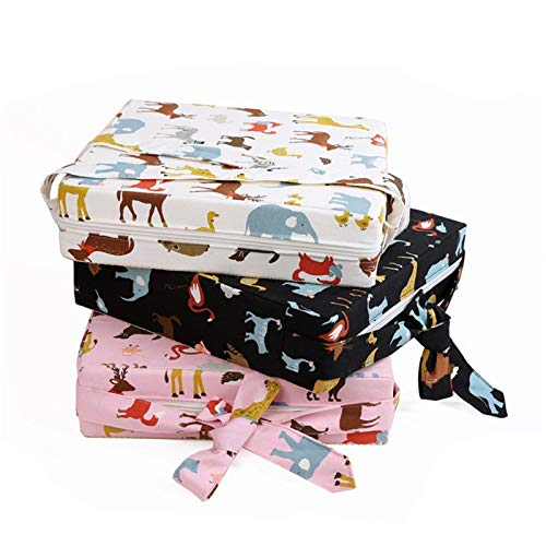31.5 Hosaire 1x Kinder Sitzerh/öhung Tragbar Sitzkissen Leder Baby Sitzkissen Stuhl Sitzhilfe Sitzpolster 31.5 8cm A